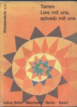 آموزش زبان آلمانی مبتدی به آلمانی Tamm Lies mit uns. schreib mit uns