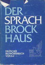 فرهنگ آلمانی به آلمانی Der Sprach Brock Haus