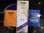 مجموعه کتاب آموزش زبان ایسلندی 4 جلد