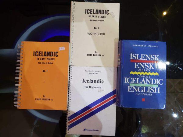 آموزش و فرهنگ لغات ایسلندی