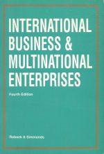 International-business-and-multinational-enterprises کسب و کار بنگاههای بین المللی و چند ملیتی به زبان انگلیسی