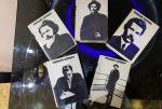 پنج جلد از مجموعه آثار ماکسیم گورکی به زبان انگلیسی