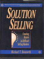 Solution selling به زبان انگلیسی